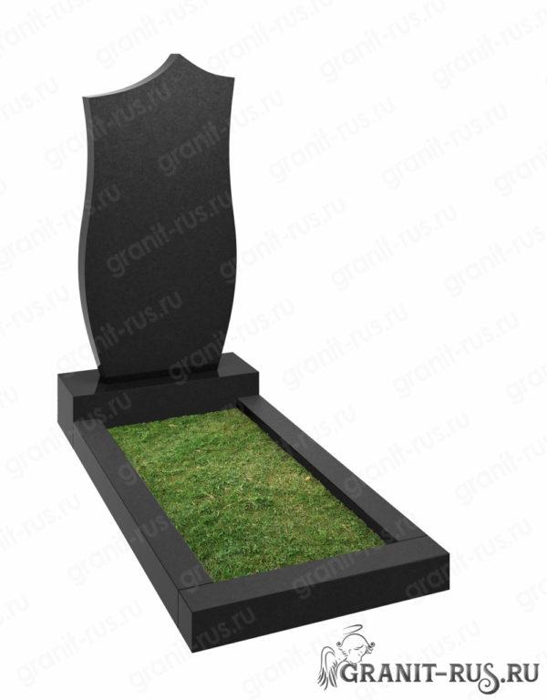 Заказать и купить гранитный памятник на кладбище в Киржаче