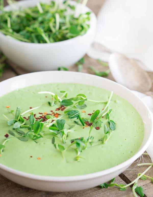 Thai Pea Soup