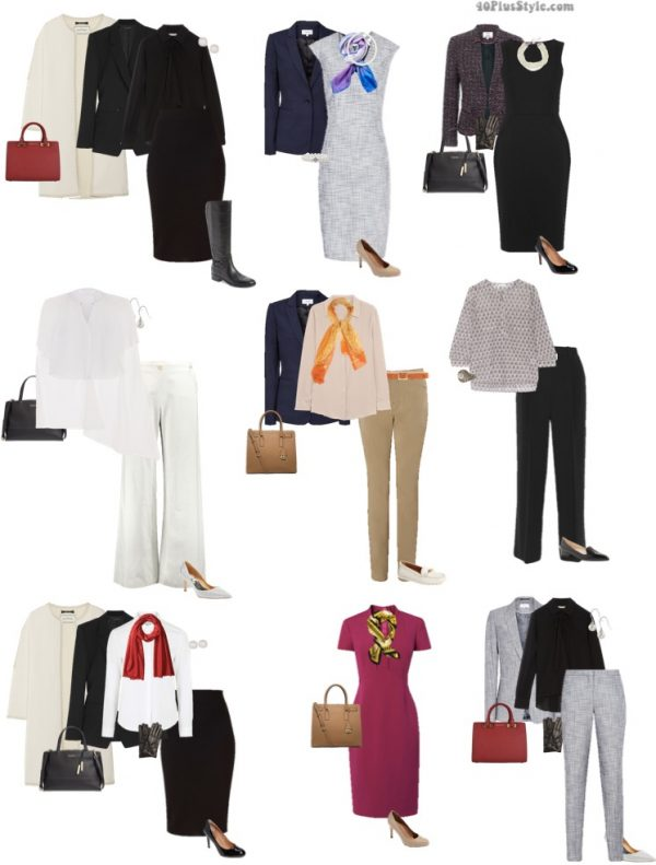 How to dress like Christine Lagarde style guide: 9 looks inspired by Christine Lagarde that you can easily replicate   40plusstyle.com