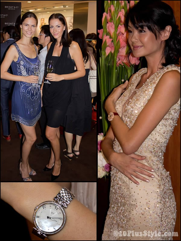 Bedat watches event Singapore