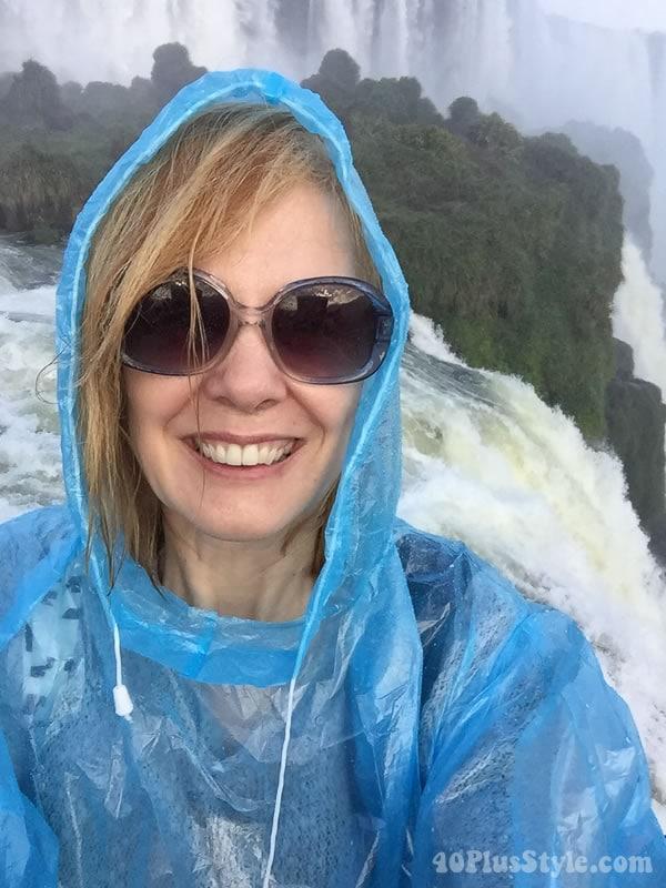 Travel diary: Iguazu falls | 40plusstyle.com