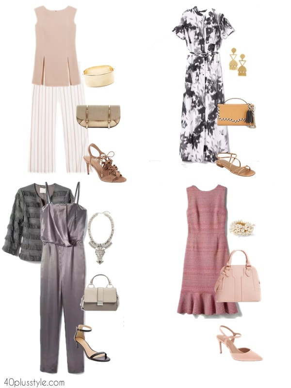 What to wear on Mother's Day, casual and dressy outfits to wear | 40plusstyle.com