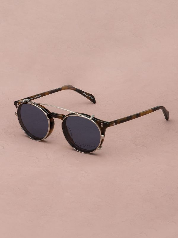 Lunette de soleil Matt Keaton Palm Beach chez Optic Duroc