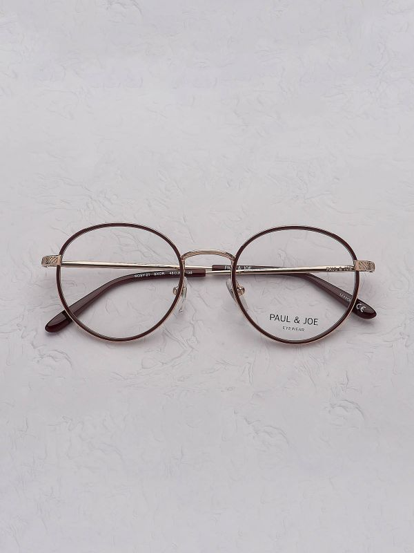 Lunette de vue Paul & Joe Rosy21 chez Optic Duroc