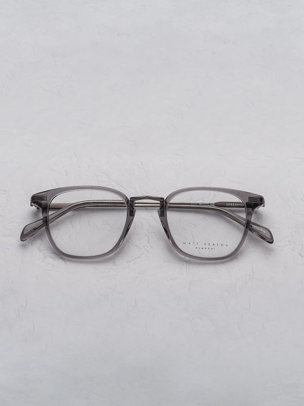 Lunette de vue Matt Keaton Greenwich chez Optic Duroc