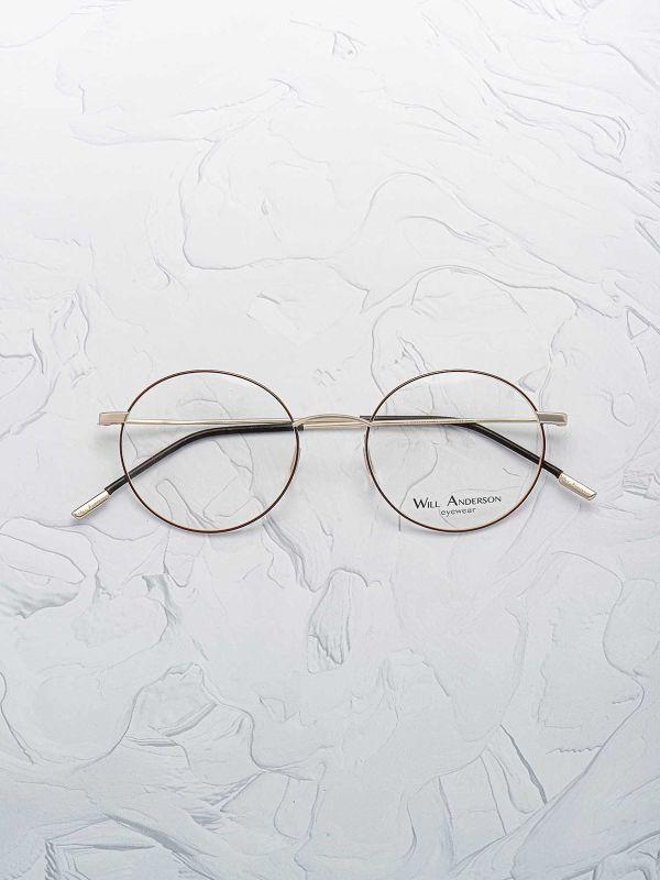 Paire de lunettes de vue Will Anderson Lite 11 face