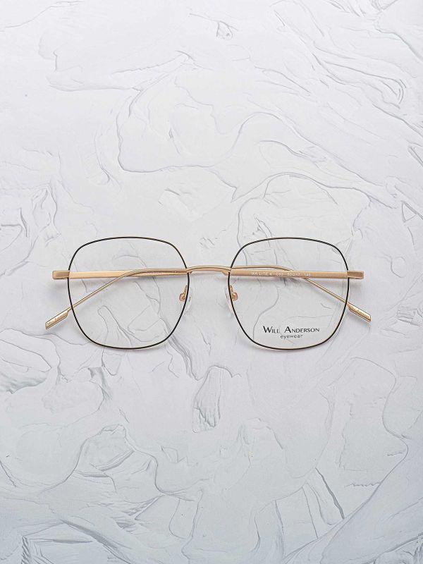 Paire de lunettes de vue Will Anderson Lite 4 face