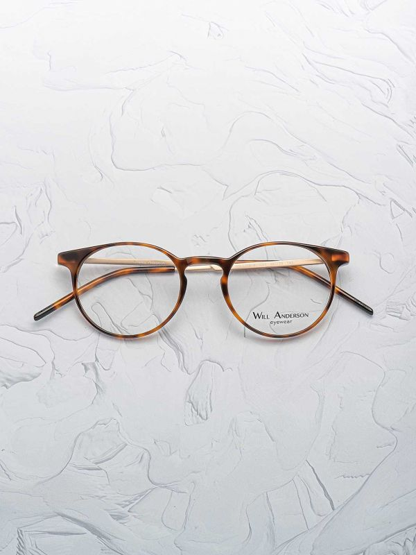 Paire de lunettes de vue Will Anderson Lite 8 face