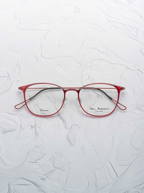 Paire de lunettes de vue Will Anderson WA 2509 face