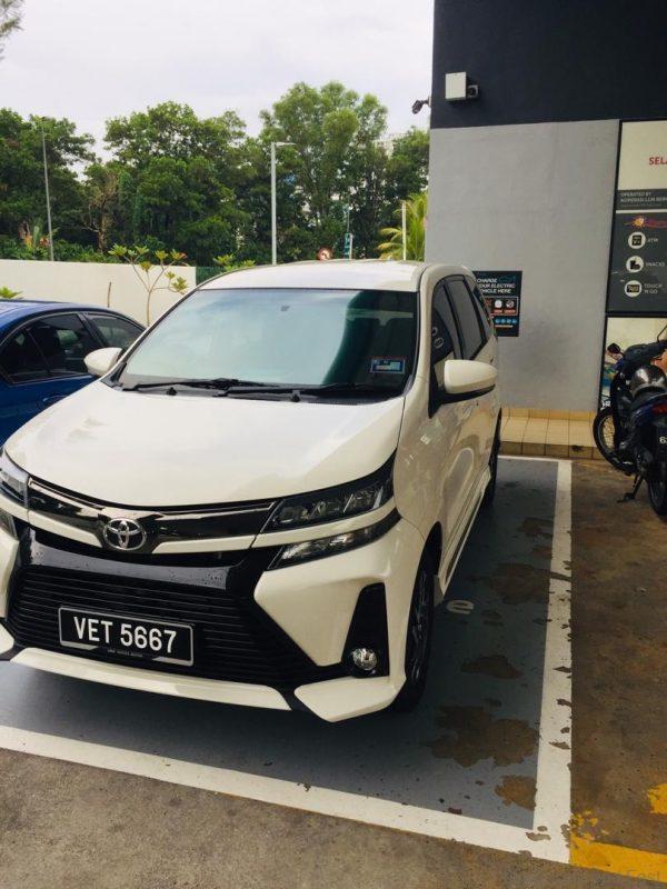 Toyota Avanza Electric Vehicle Joke