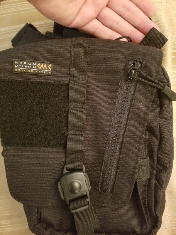 Concealed Carry Bag ZFI Inc