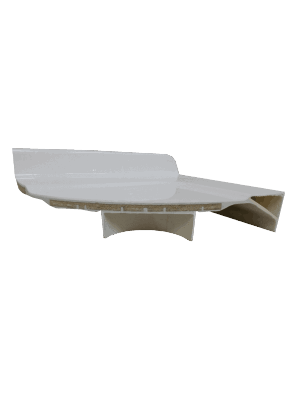 Corner Shower 1600x900 Complete