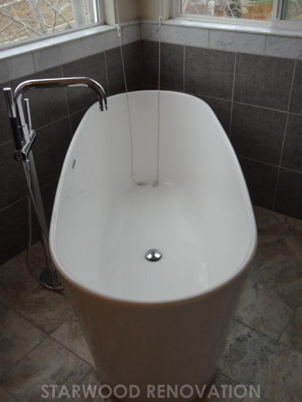 Modern Denver Bathroom Remodel - Finished Picture 8