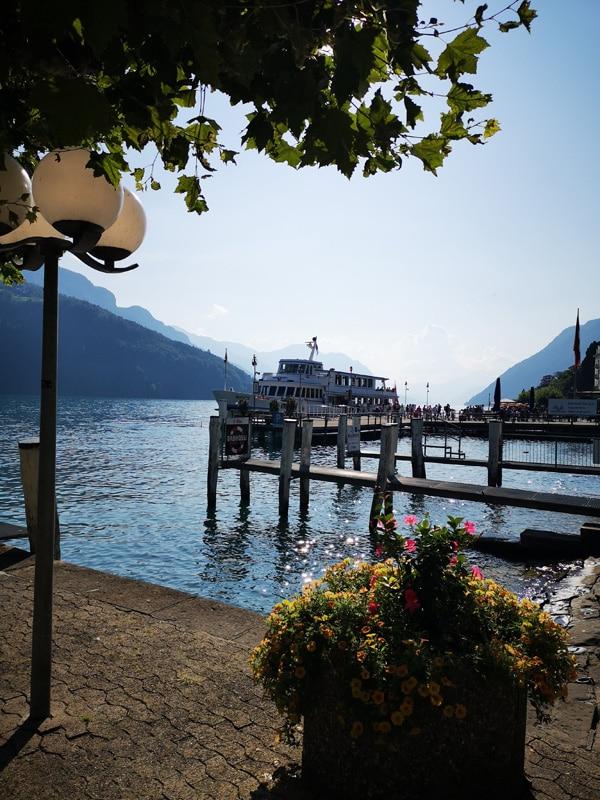 Lake Lucerne Boat Trips