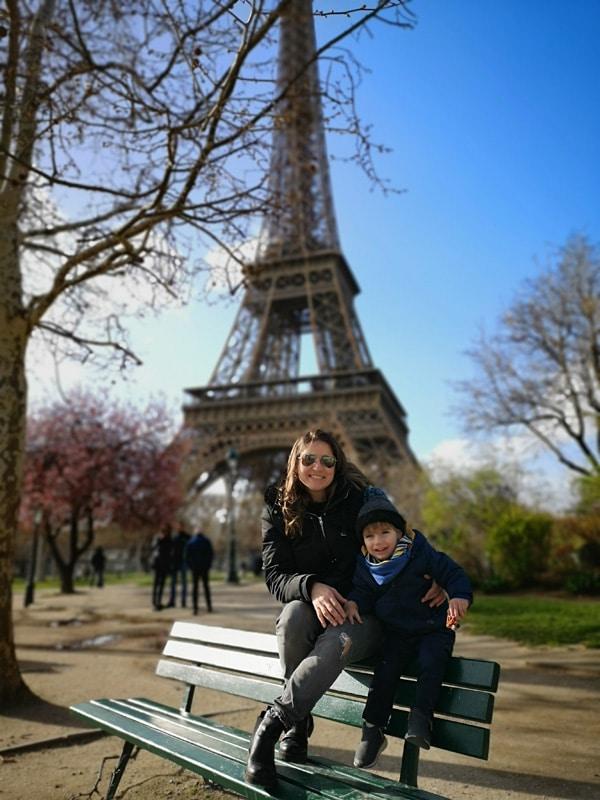 Eiffel Turm - Paris
