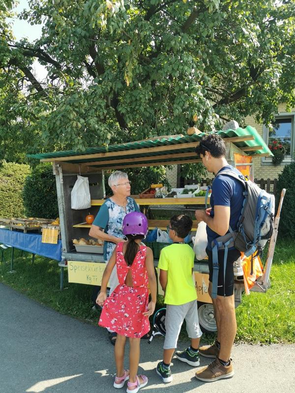 Familien-Velotour rund um den Sempachersee