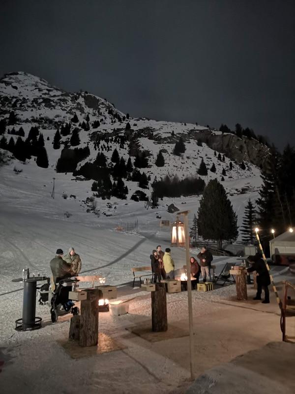 Winterferien in Savognin Bivio Albula