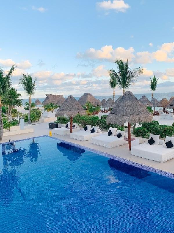 pool beloved resort mexico