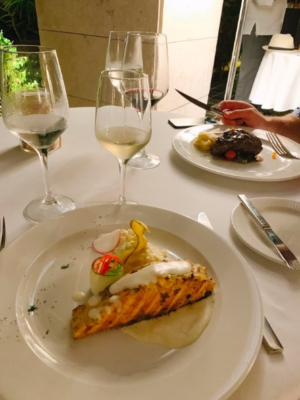 restaurant review playa mujeres beloved resort