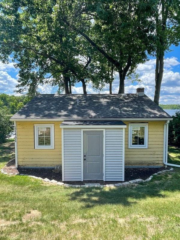 Guest Cottage Remodel