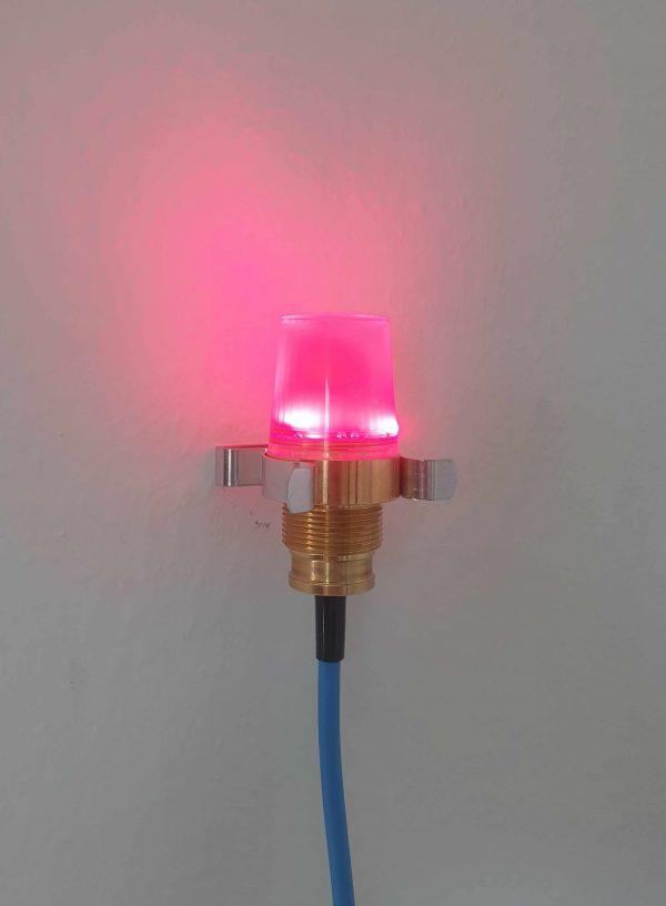 Eigensichere Signalleuchte DKL01 - Rot für dein Einsatz in Ex-Zonen