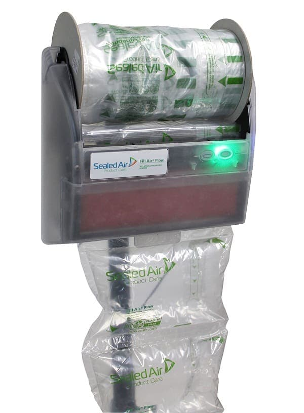 Sealed Air Fill-Air Flow