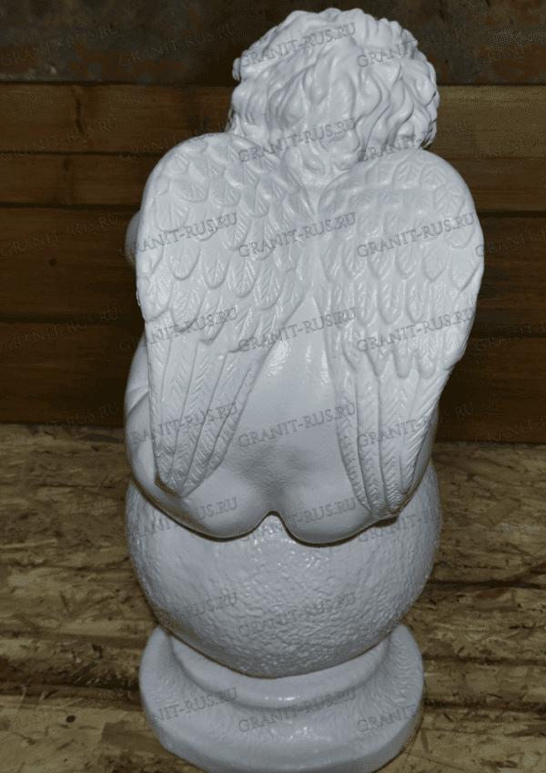 Ангел на шаре СК 010