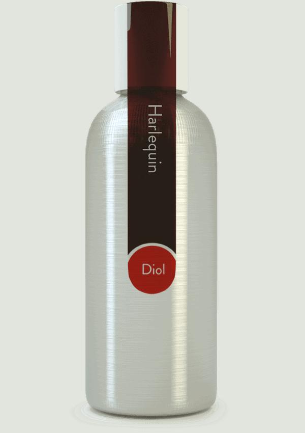 Harlequin terpene bottle