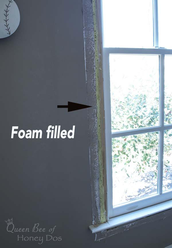 Insulate Drafty Windows - step 5