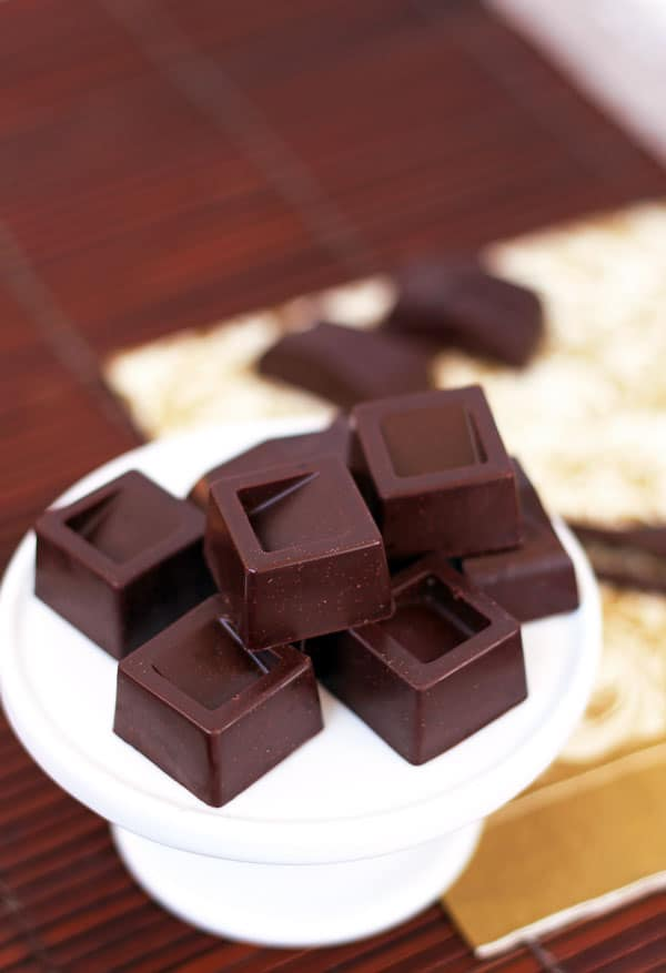 Healthy Dark Chocolate