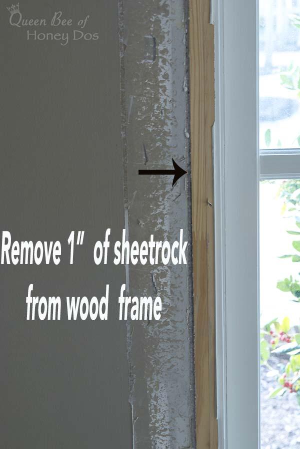 Insulate Drafty Windows - step 3