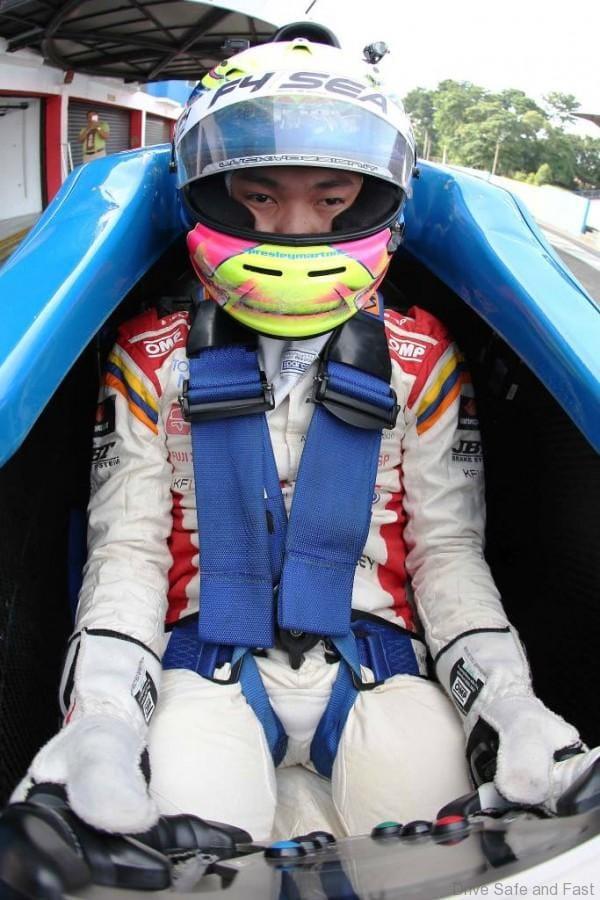 Formula 4 SEA - Indonesia - Collective Test