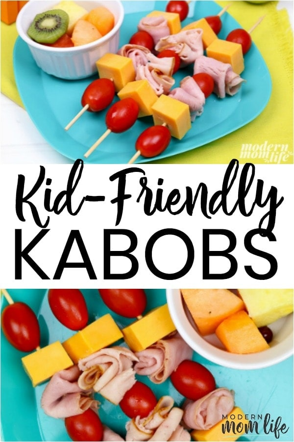 Kid Friendly Kabobs recipe