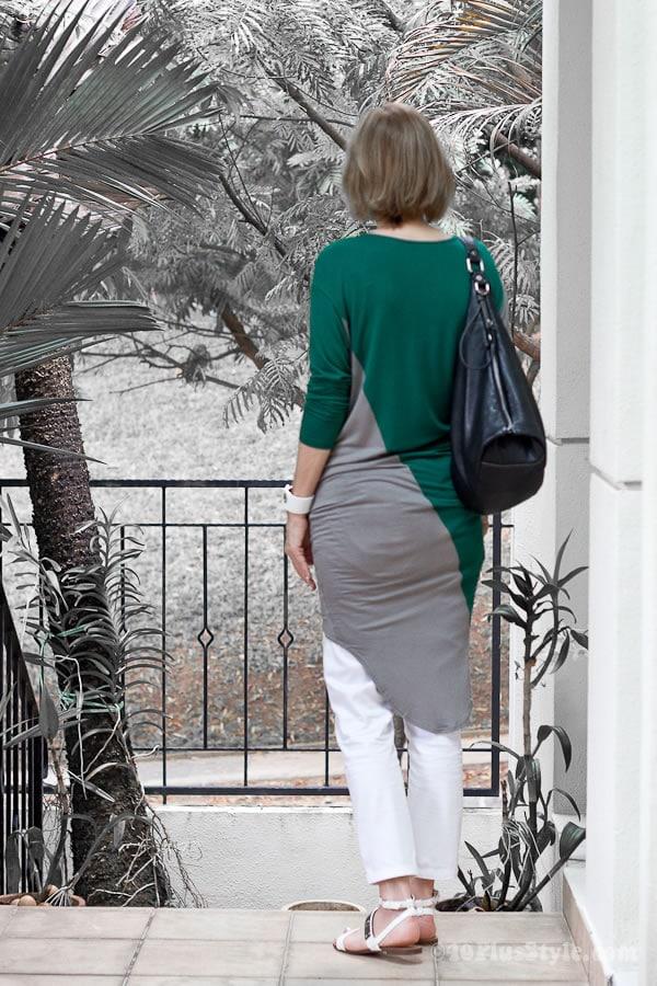 green dress (2 of 5)