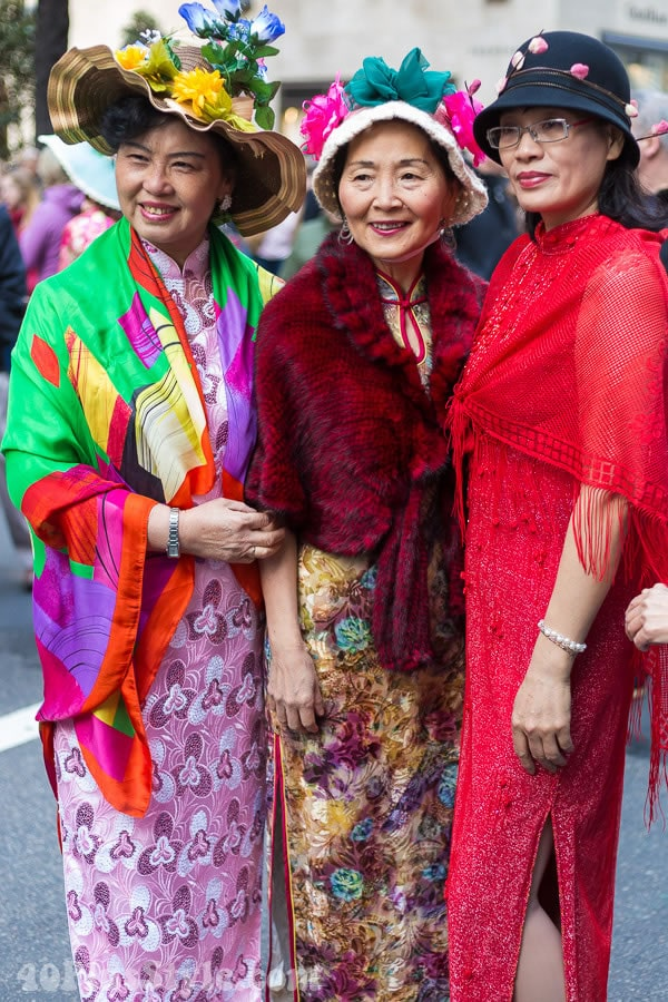 Traditional Chinese outfit for easter | 40plusstyle.com