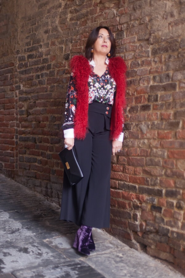 fashion over 40 outfit | 40plusstyle.com