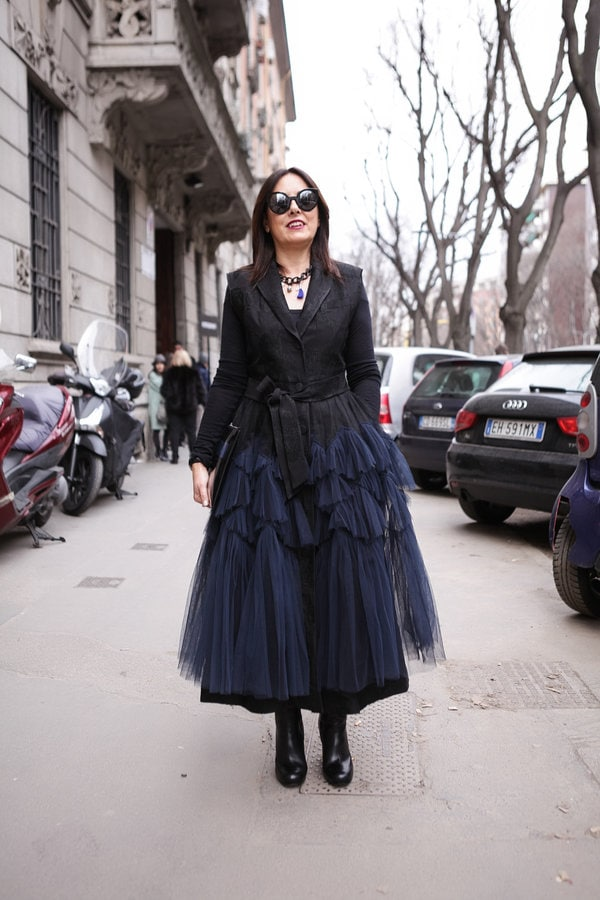 High fashion in Italy | 40plusstyle.com