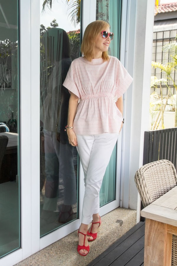How to style a fabulous top   40plusstyle.com