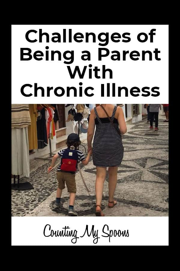 Coping with the challenges of being a parent with chronic illness
