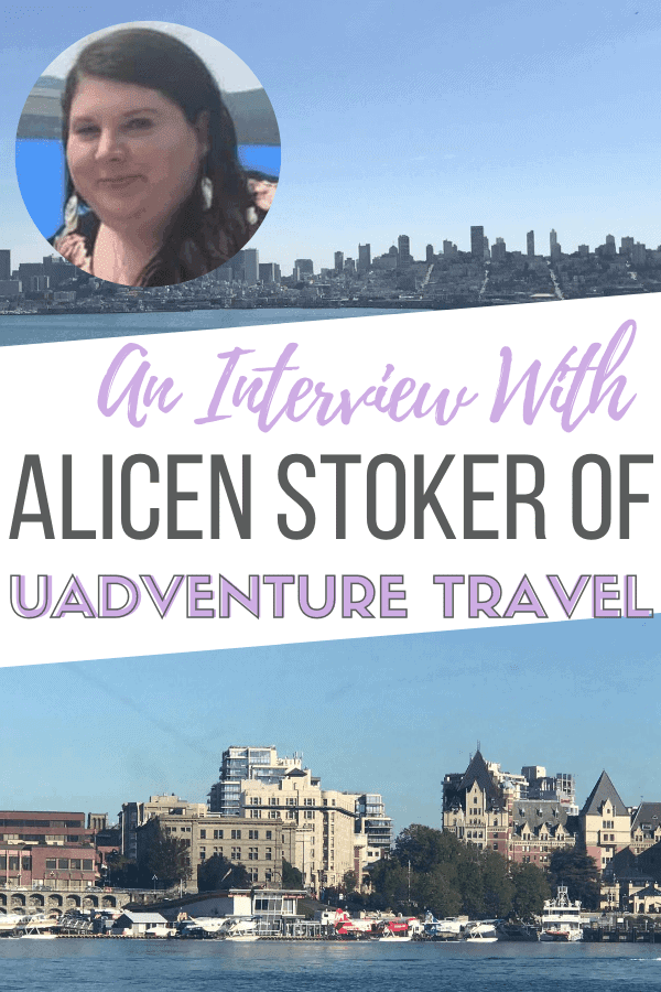 An Interview with Alicen Stoker of uAdventure Travel