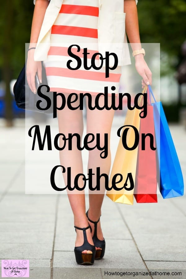 If you are looking at saving money on clothes, shop smarter and not take out credit on clothes this is for you! You can make shopping trips to buy clothes, just know what you need and how much you can afford first!