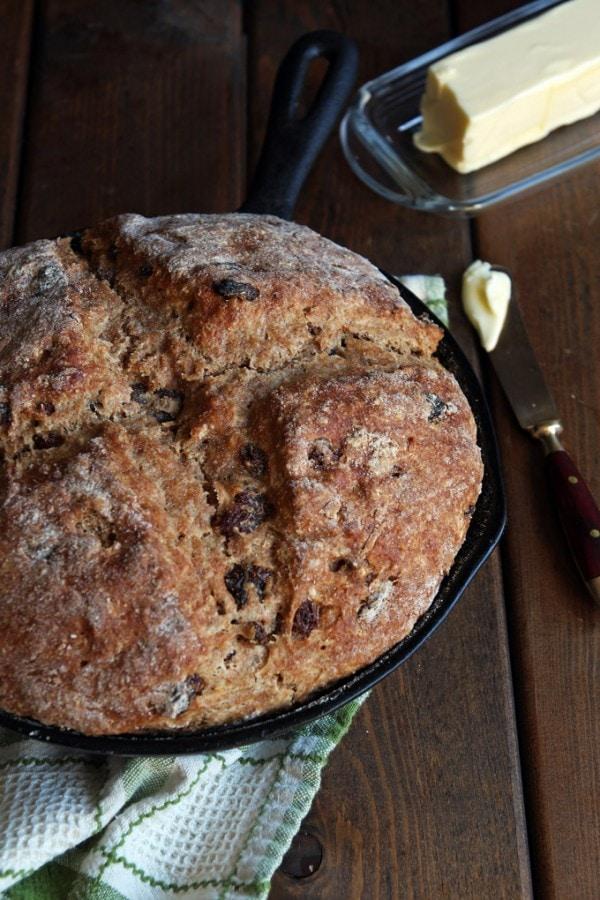 Irish Soda Bread Spelt Flour