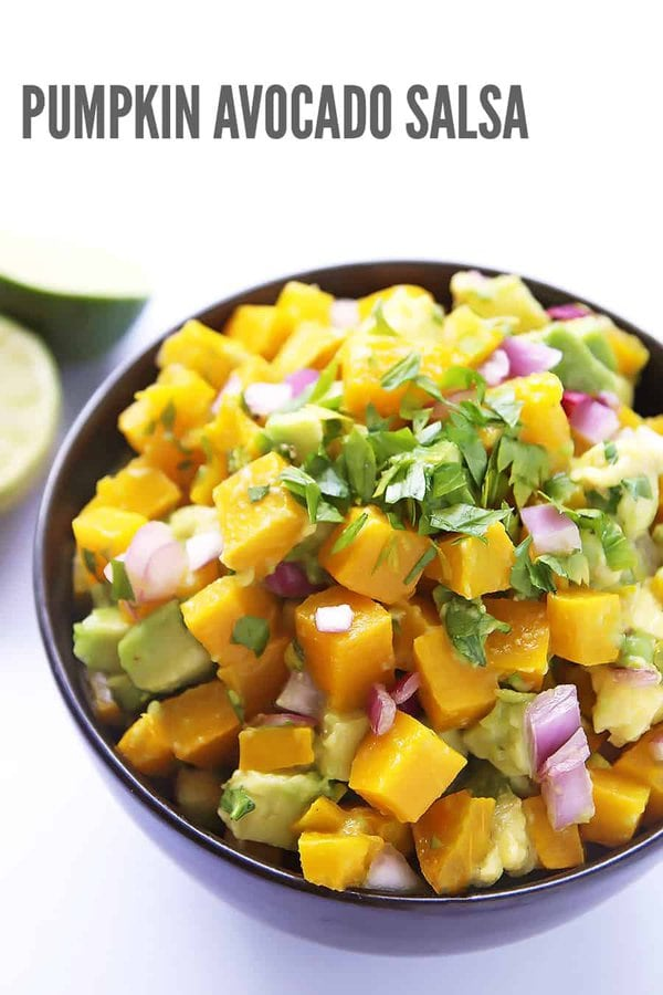 Pumpkin Avocado Salsa Main Photo