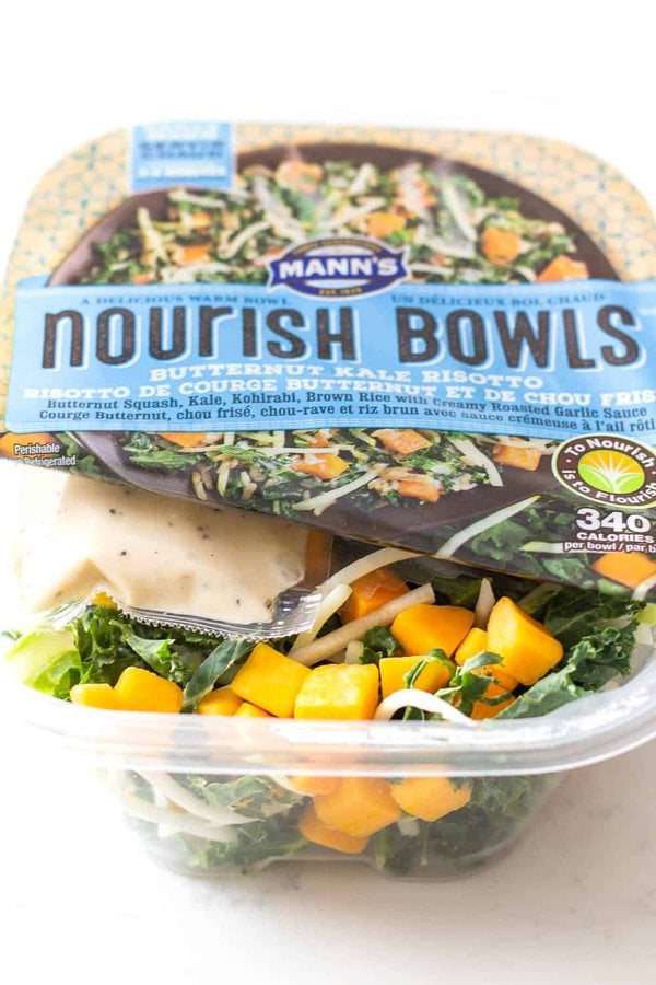 Mann's Nourish Bowl Risotto
