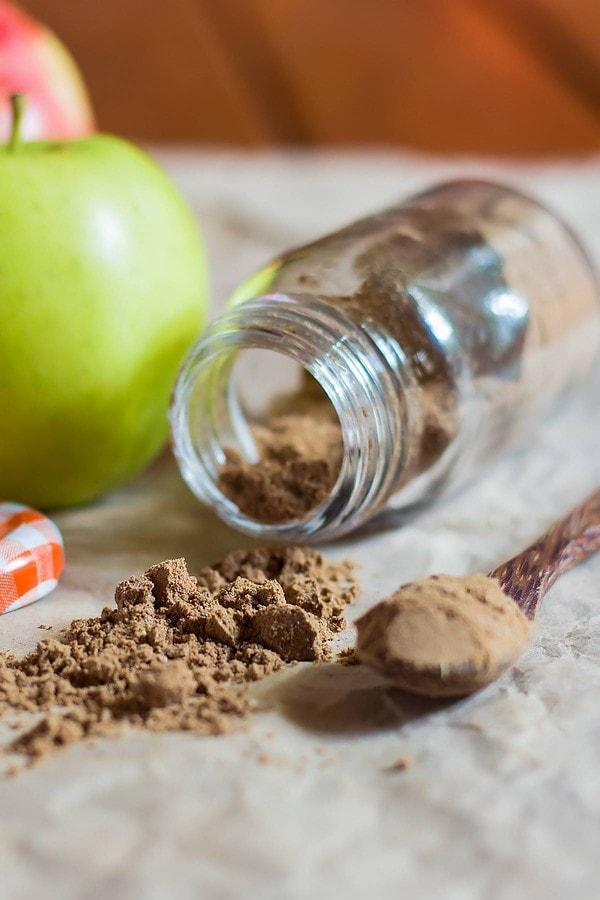 Apple Pie Spice Mix in Jar