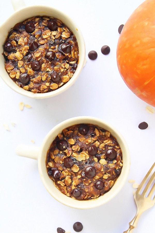 Oatmeal Cookie In A Mug 3 Ways Gluten Free Vegan Leelalicious