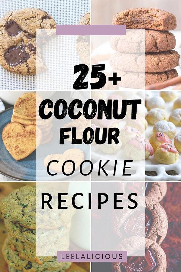 Coconut Flour Cookie Recipes