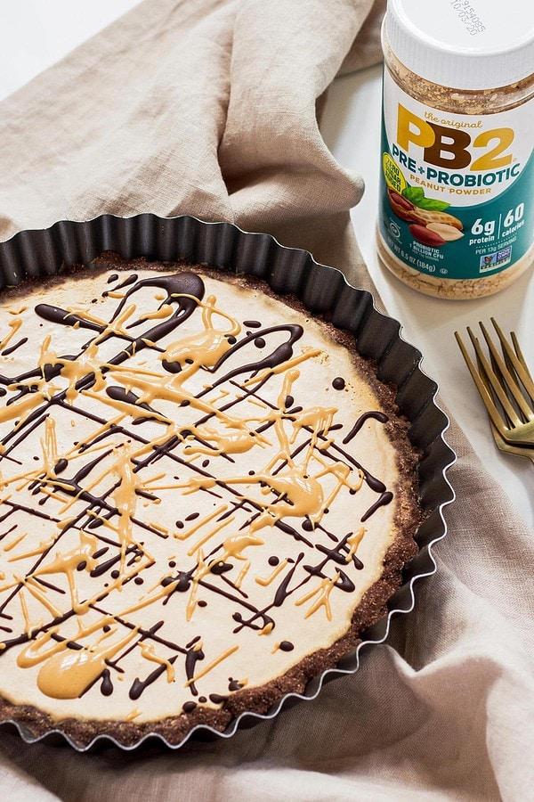 Chocolate Peanut Butter Pie