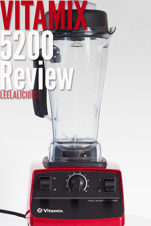 Vitamix Blender 5200 Total Nutrition Center Review