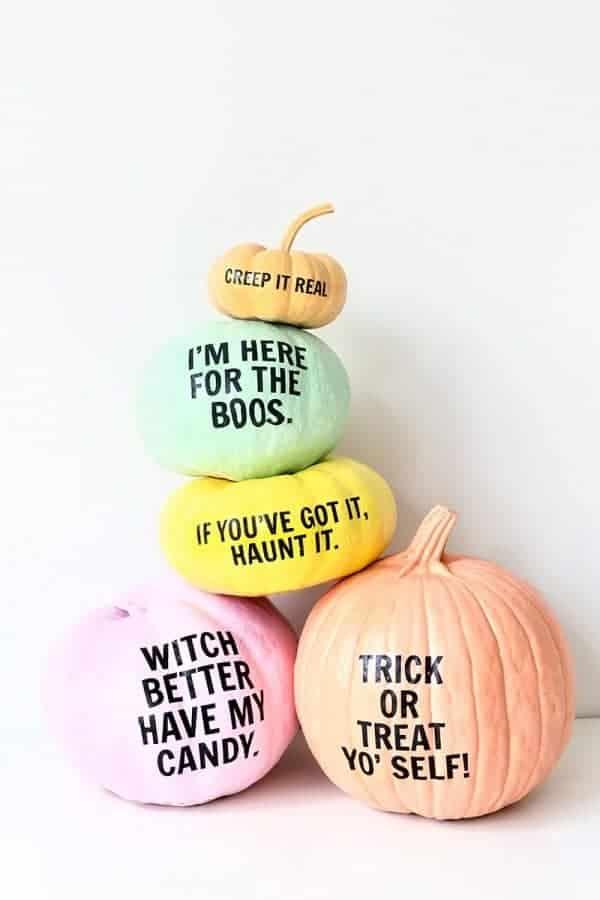 Pun Pumpkins